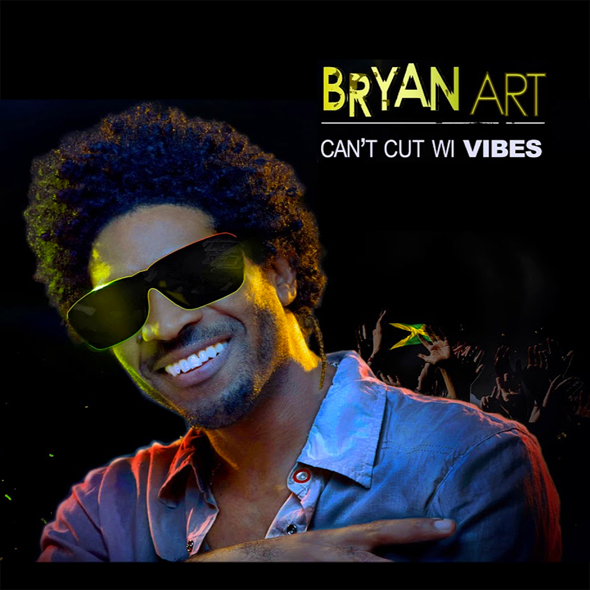 Bryan Art | Can't Cut Wi Vibes