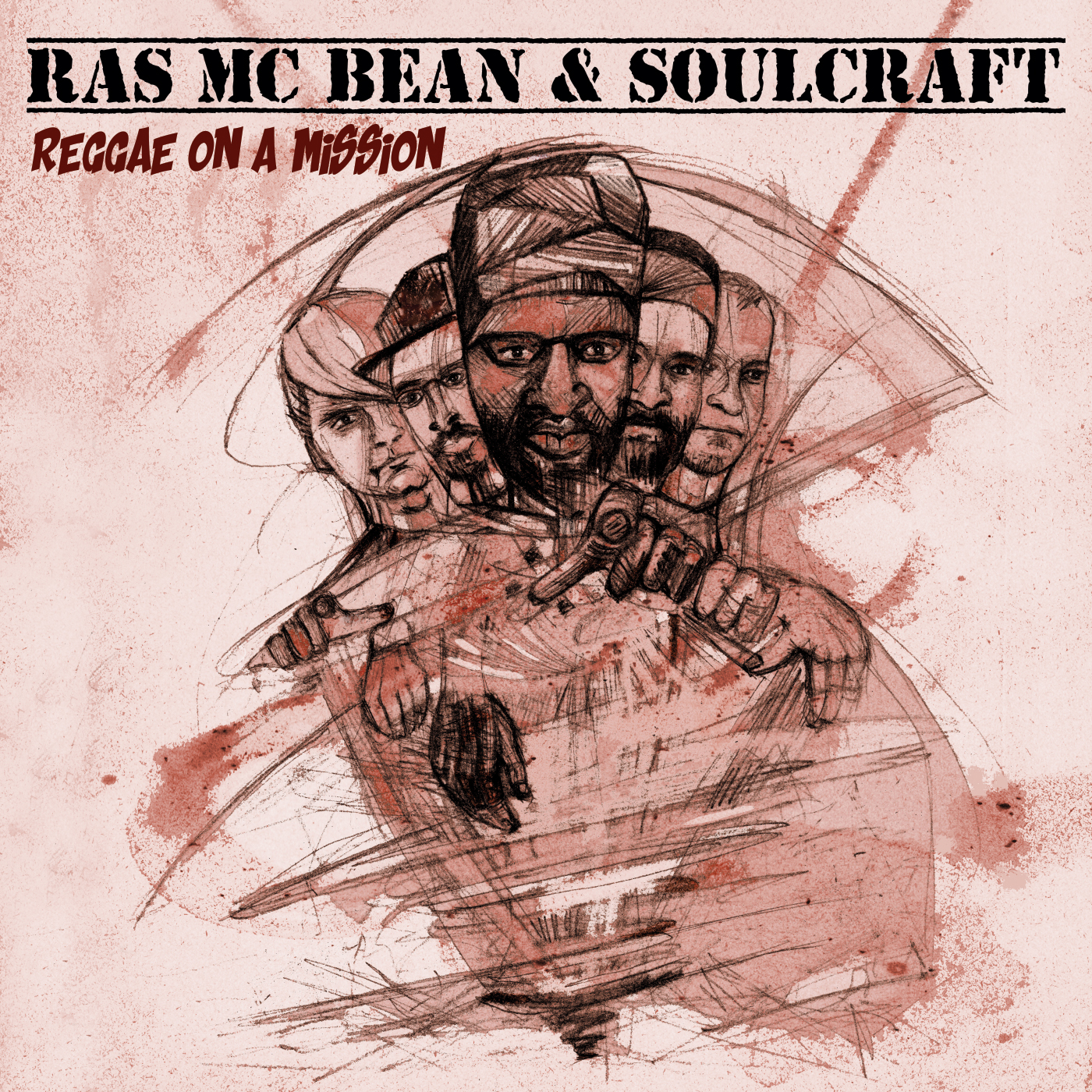 RAS MAC BEAN & SOULCRAFT | Reggae On A Mission