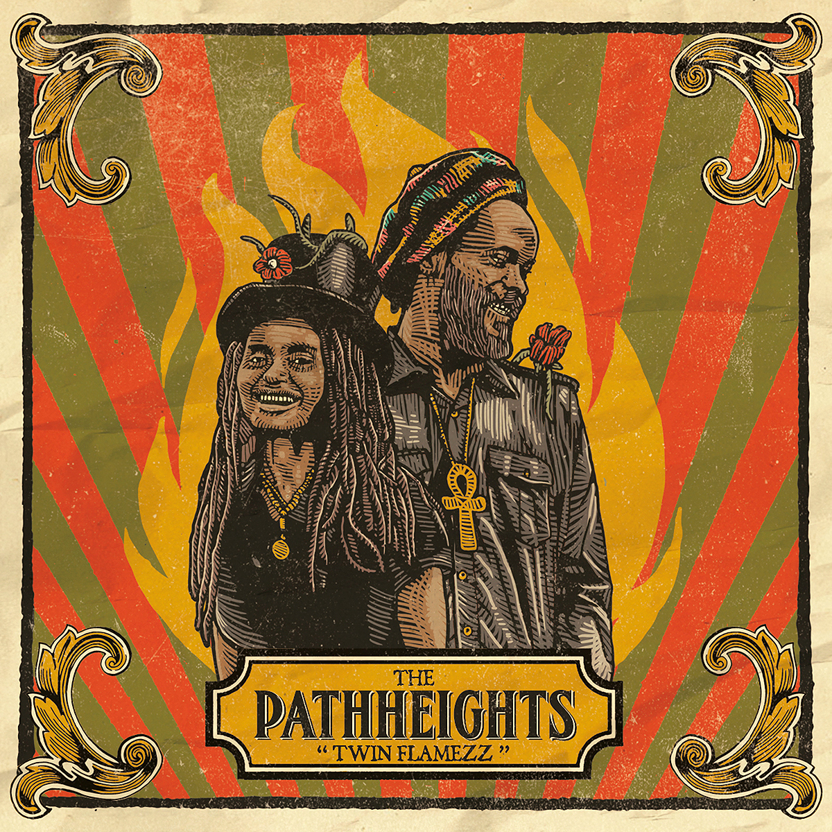 "The PathHeights | ""Twin Flamezz"" (EP)"