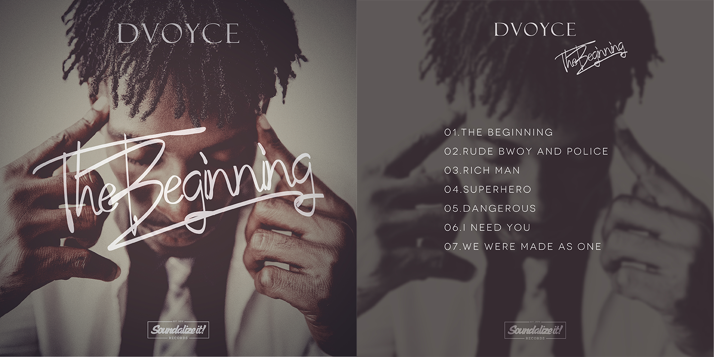 "DVOYCE | ""THE BEGINNING"" 