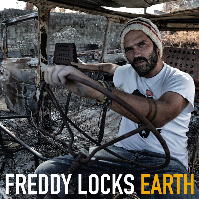Freddy Locks | 'Earth'