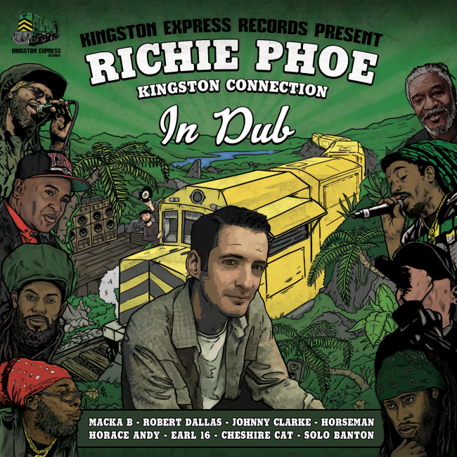 "Richie Phoe | ""Kingston Connection In Dub"" EP"