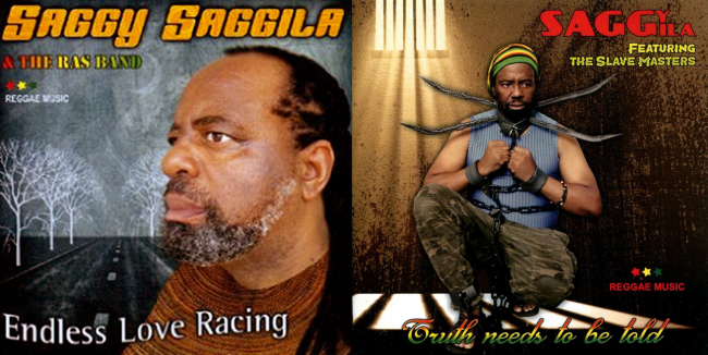 Saggy Saggila | Reggae artist from South Africa